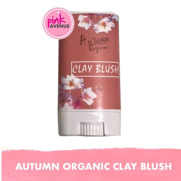 AUTUMN Organic Clay Lip Tint and Cheek Blush 30g Philippines