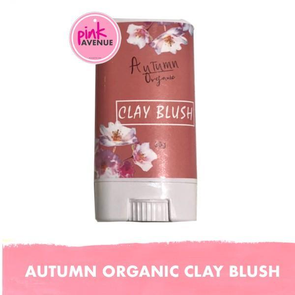 AUTUMN Organic Clay Lip Tint and Cheek Blush 30g Philippines