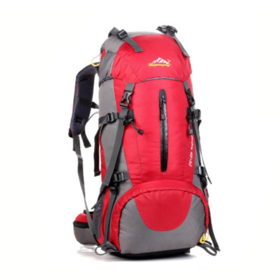 27713ebc3945 Travel Backpack Outdoor Hiking Mountaineering Bags Sports Backpack Large  Capacity Hiking Bag Travel Bag 80923