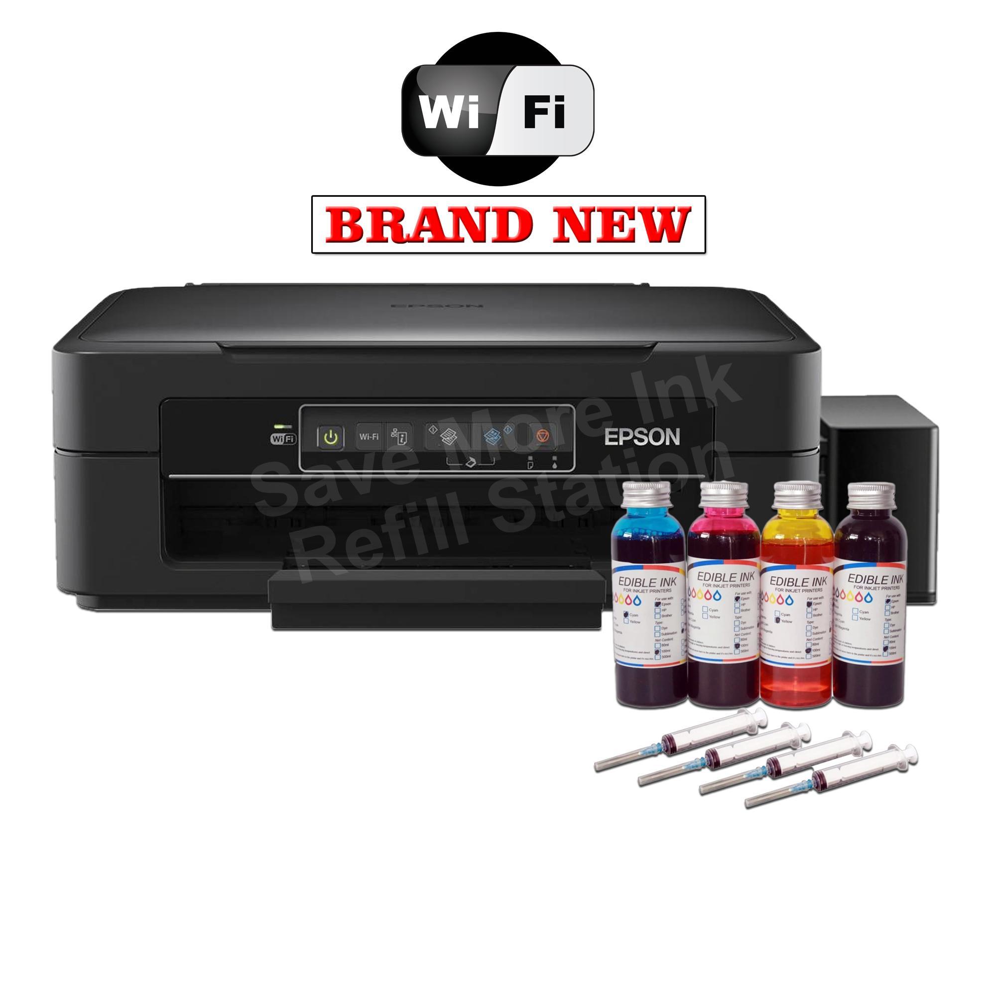 Elite Premium Japan Pigment Ink for Epson 100ml 2 Bottles (Light