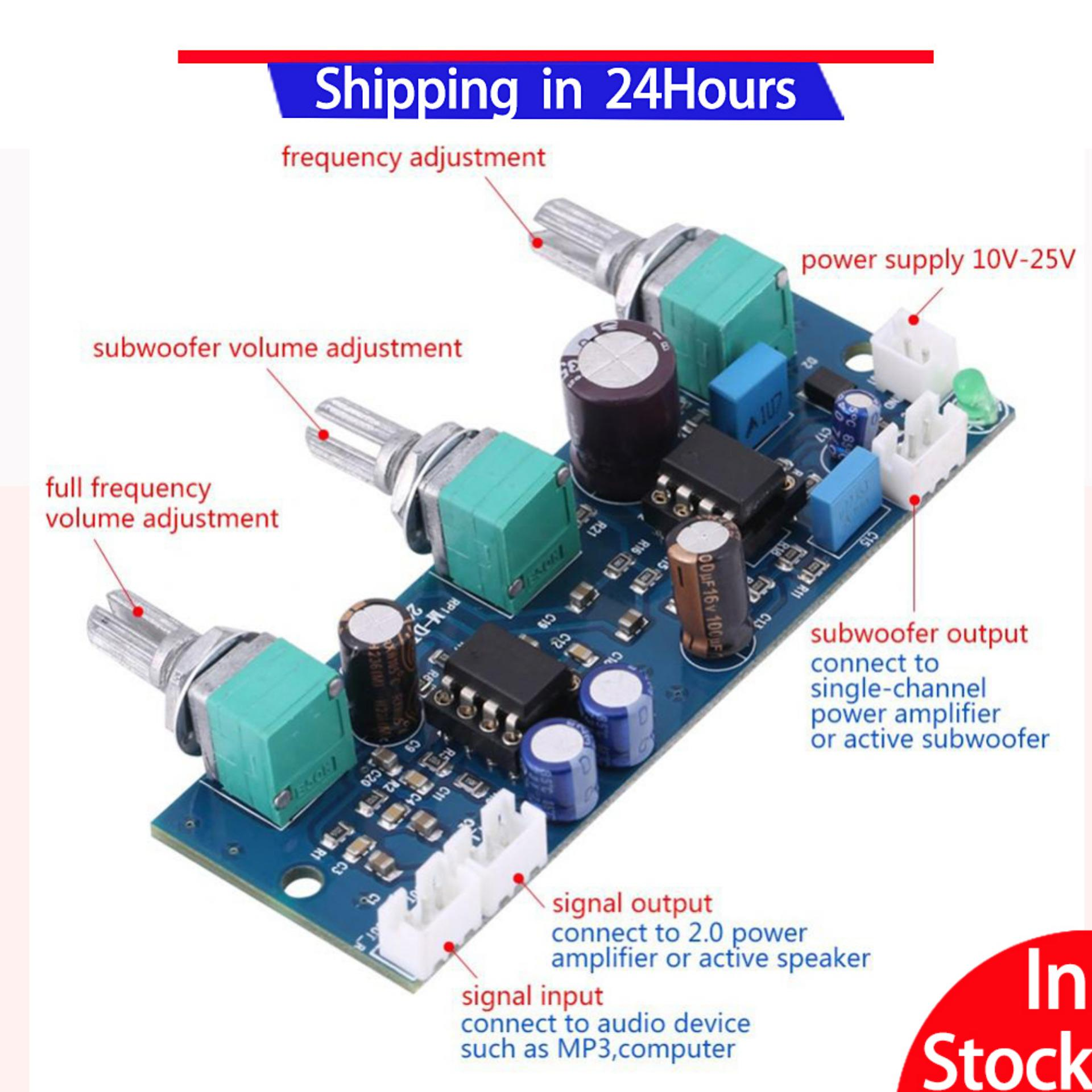 Electrical Equipment For Sale Electricals Prices Brands Review Time Integrated Electronic Doorbell Without Audio Transformer 1pc Low Pass Filter Pre Amp Amplifier Board 21 Channel Subwoofer Intl