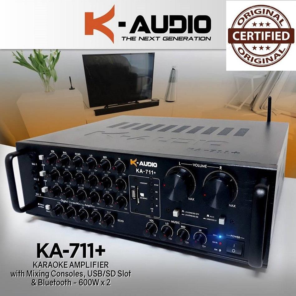 Konzert Philippines Price List Home Entertainment 12w Audio Amplifier K Ka 711 Digital Mixing