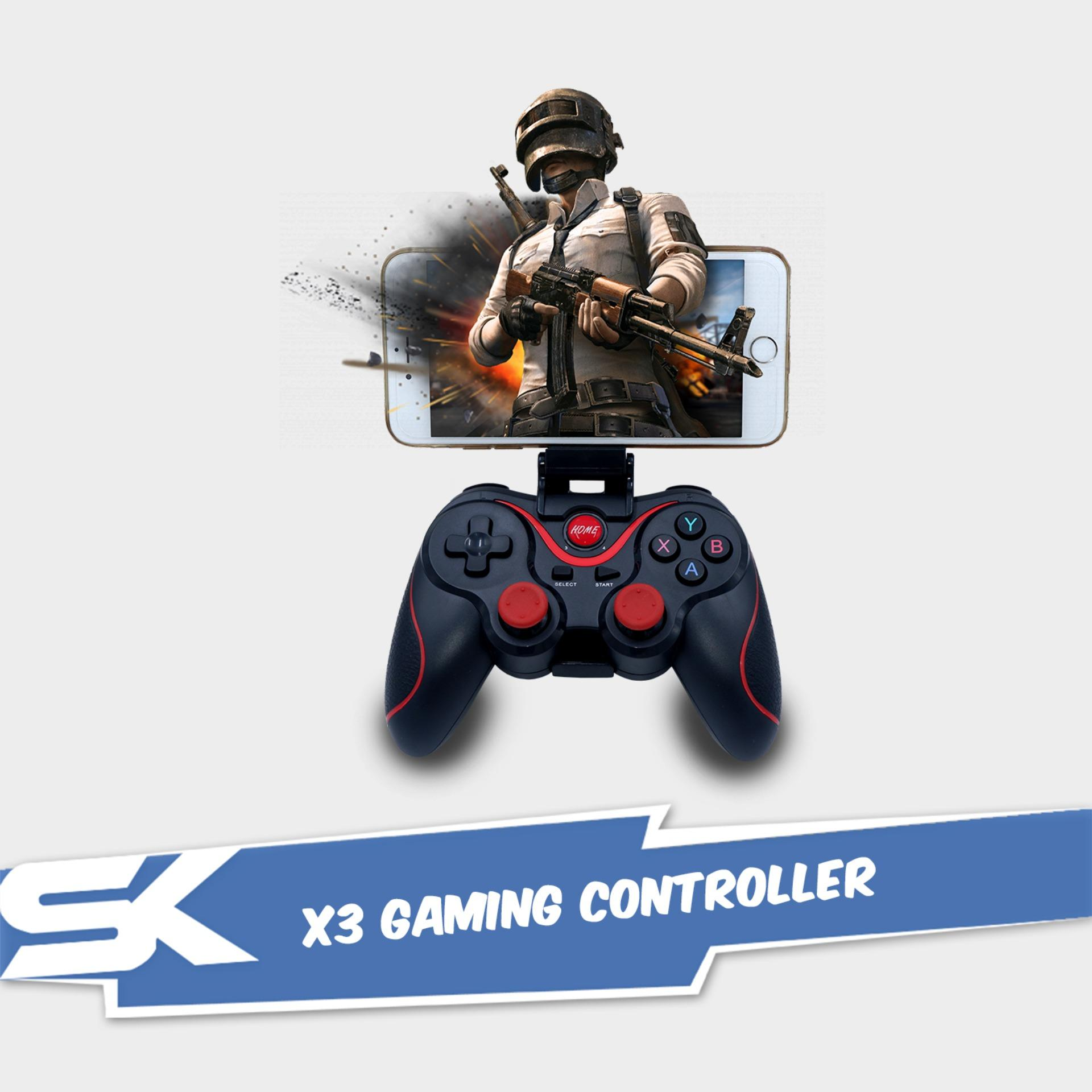 X3 Wireless Gaming Controller