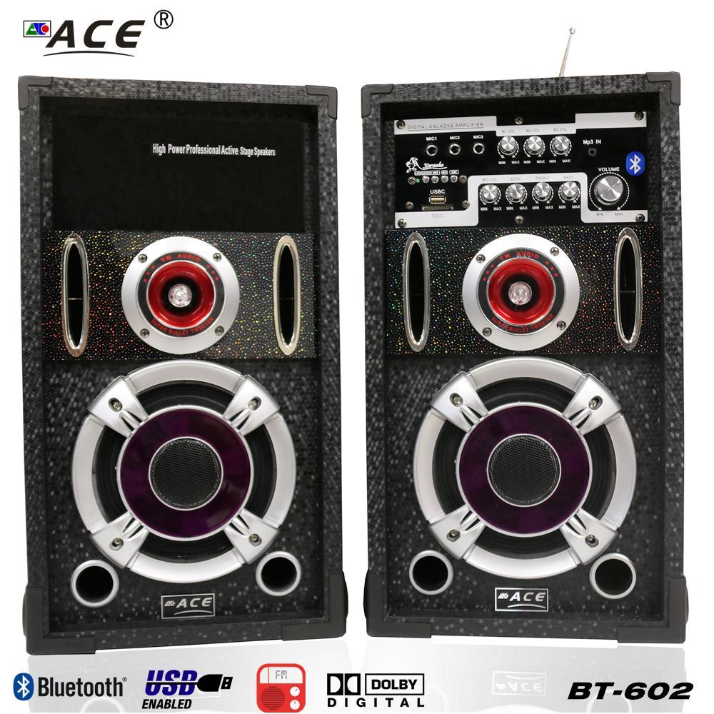 Subwoofer For Sale Speaker Prices Brands Specs In Ev Eliminator Wiring Diagram Ace Bt 602 65 Professional Sub Woofer Amplifier