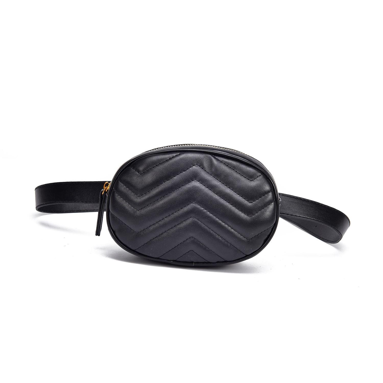 waist bag women Waist fanny bag belt bag luxury leather chest handbag new  fashion hight quality ac510924e2