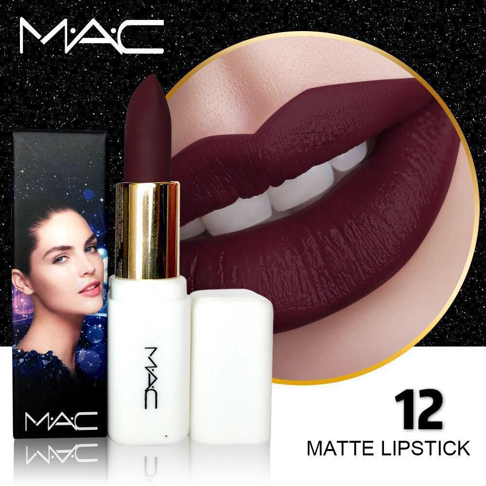 R&S Mac White Matte Lipstick Philippines