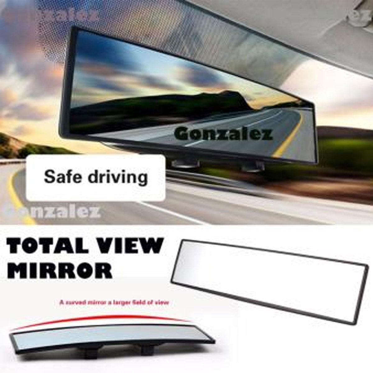 Universal Total Wide Curve View Car Rear Mirror By Gonzalez General Merchandise.