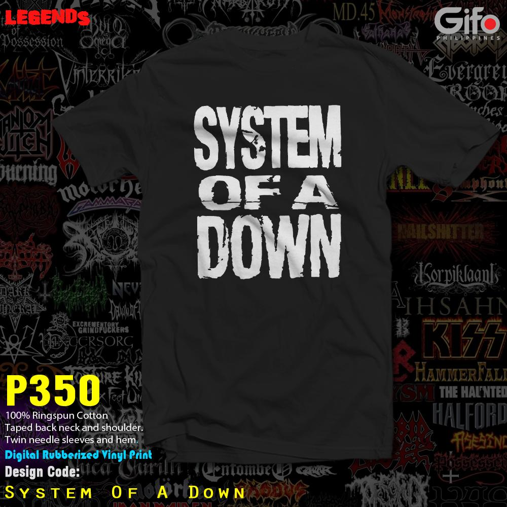LEGENDS System Of A Down