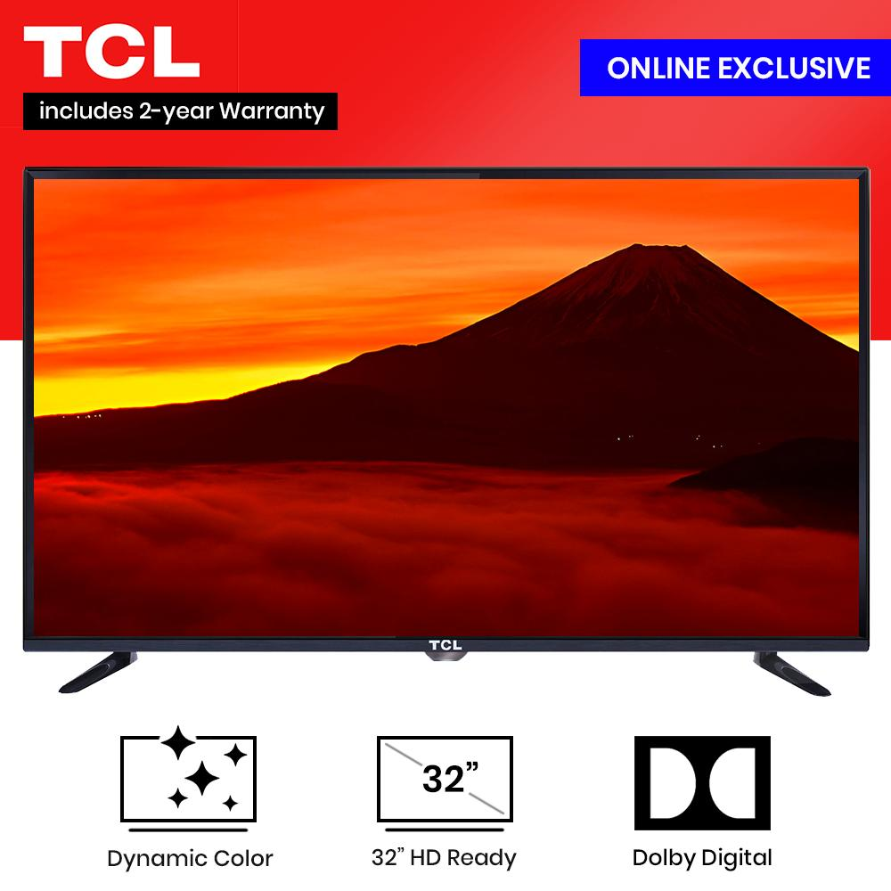 Tcl Philippines Tcl Tv For Sale Prices Reviews Lazada