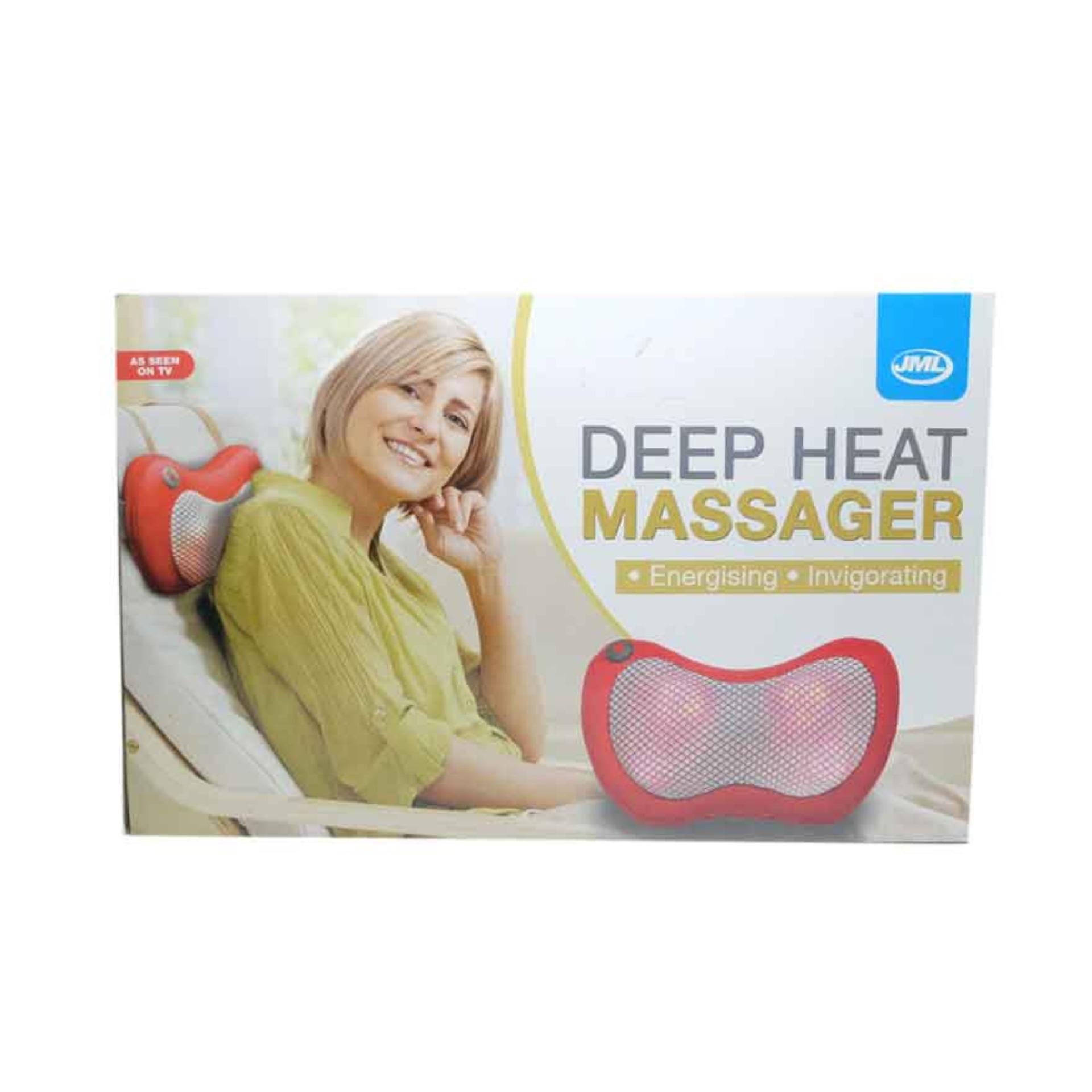 Jml Deep Heat Massager By Watsons Personal Care Stores.