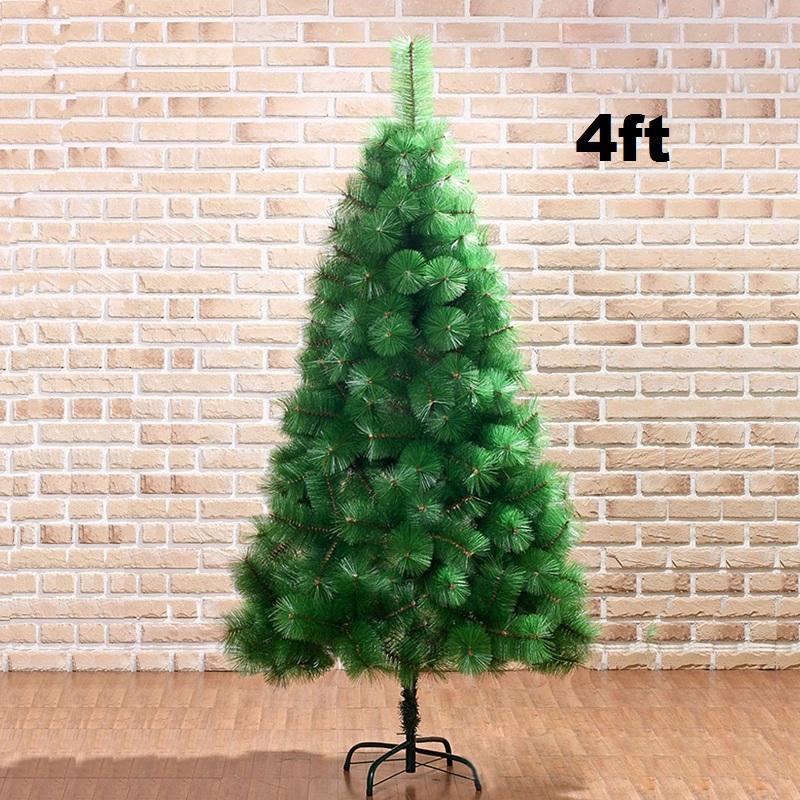 seansean green pine christmas tree 4ft to 6ft