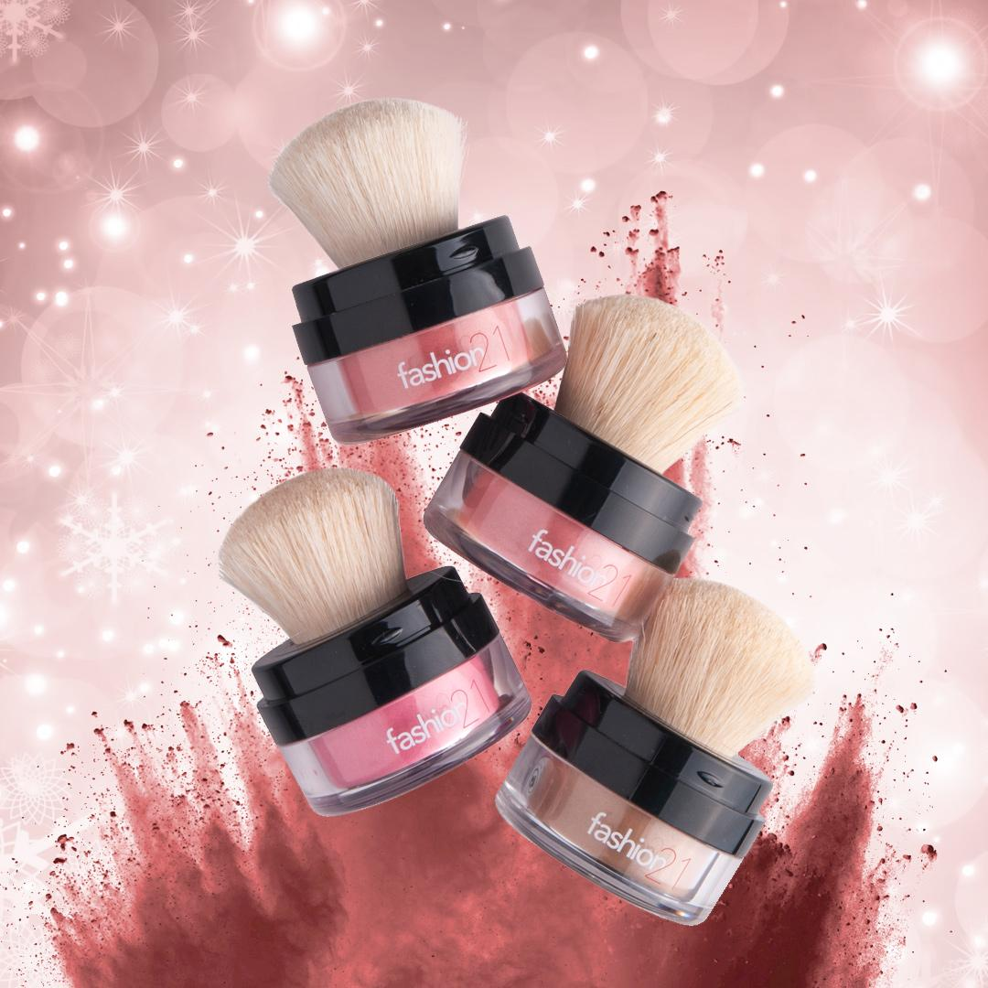 Fashion21 Fine Blush Powder By Fashion21_ph.
