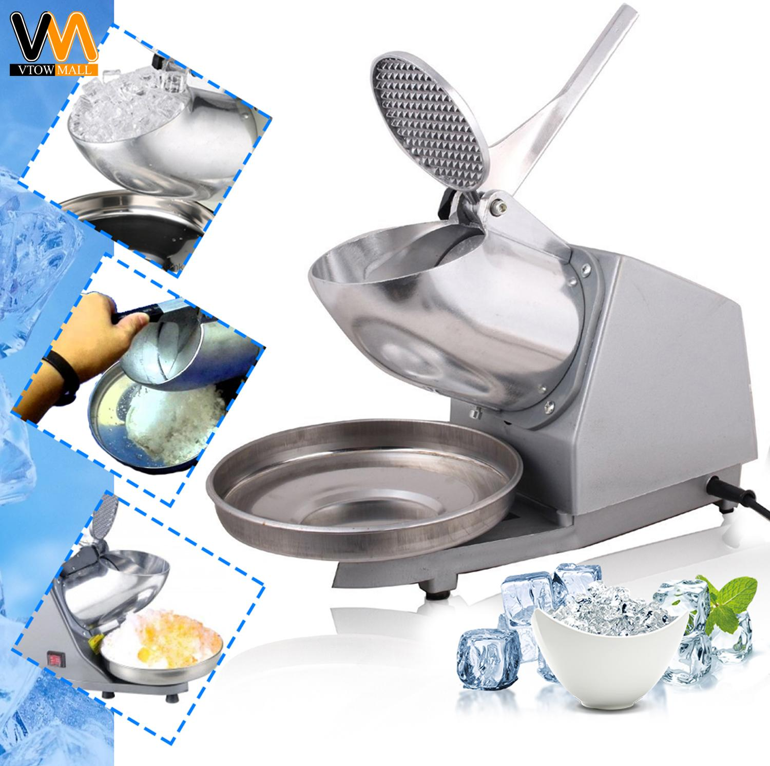Ice Smashing Electric Crusher Machine By Vtow Cp Gadget.