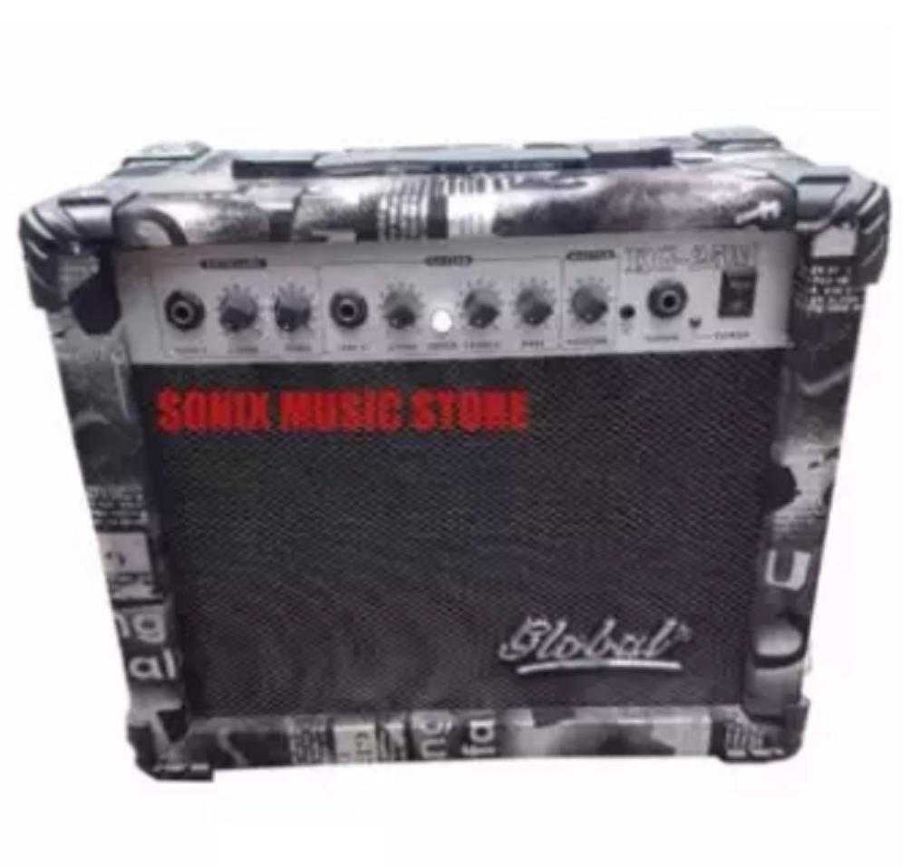 Guitar Amp For Sale Electric Best Seller Prices Emg Active Pickup Wiring Dean Vx Global Kg 25 Keyboard And Amplifier 25w
