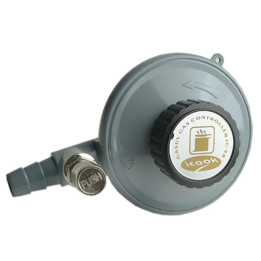 Icook Ic-98 Lpg Gas Regulator W/ Anti-Leak Feature (for Gasul) By Citideals.