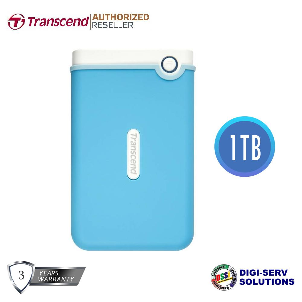 Buy Sell Cheapest Transcend Storejet Rugged Best Quality Product Hardisk Eksternal 1 Tb 25h30 Compact 25m3b 1tb 30 Portable Hard Drive Baby Blue 3