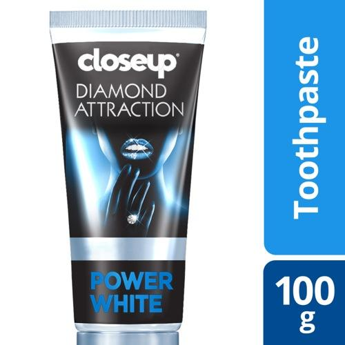 Closeup Toothpaste Diamond Attraction Power White 100g Philippines