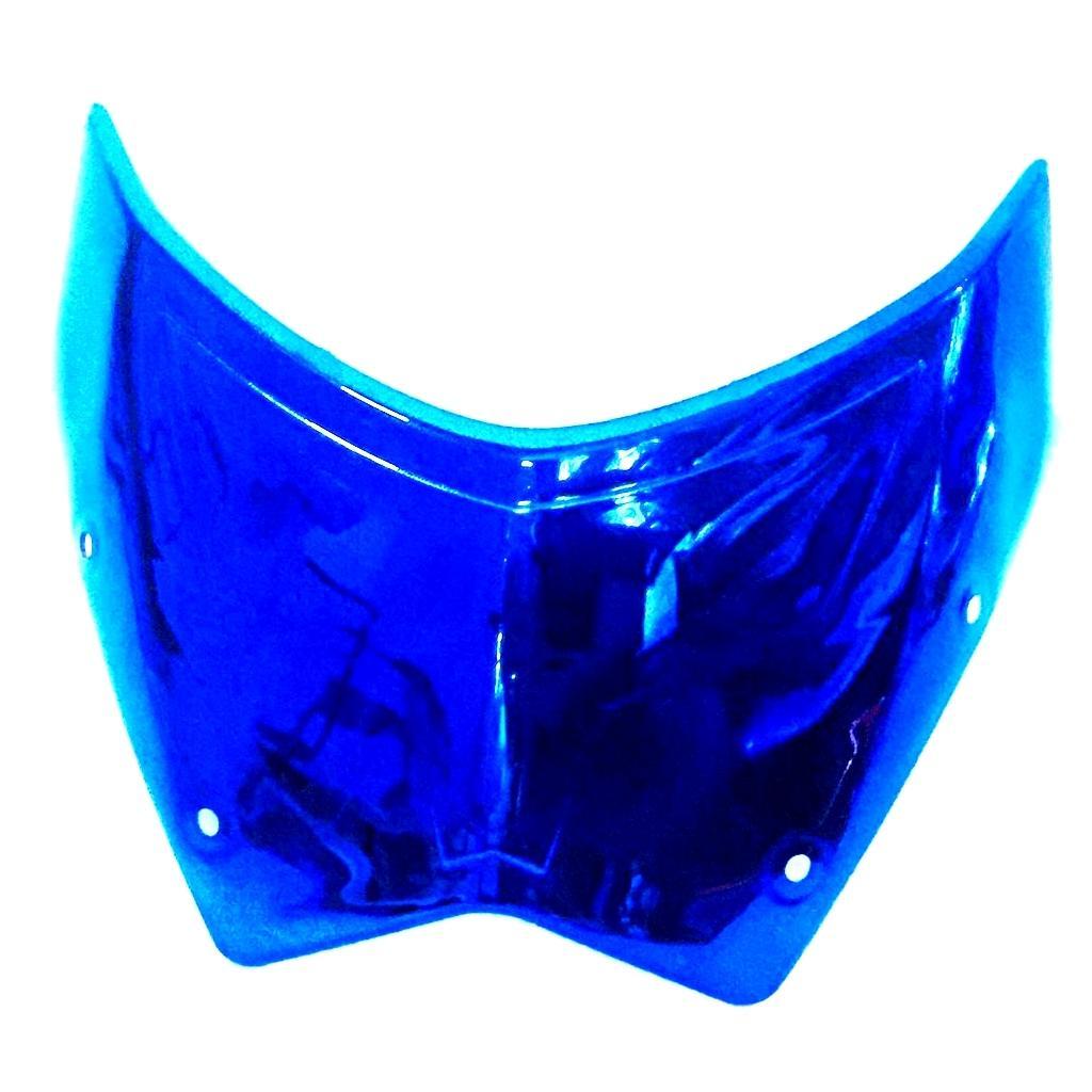 Suzuki Raider 150 Visor Windscreen for Reborn BLUE Sa