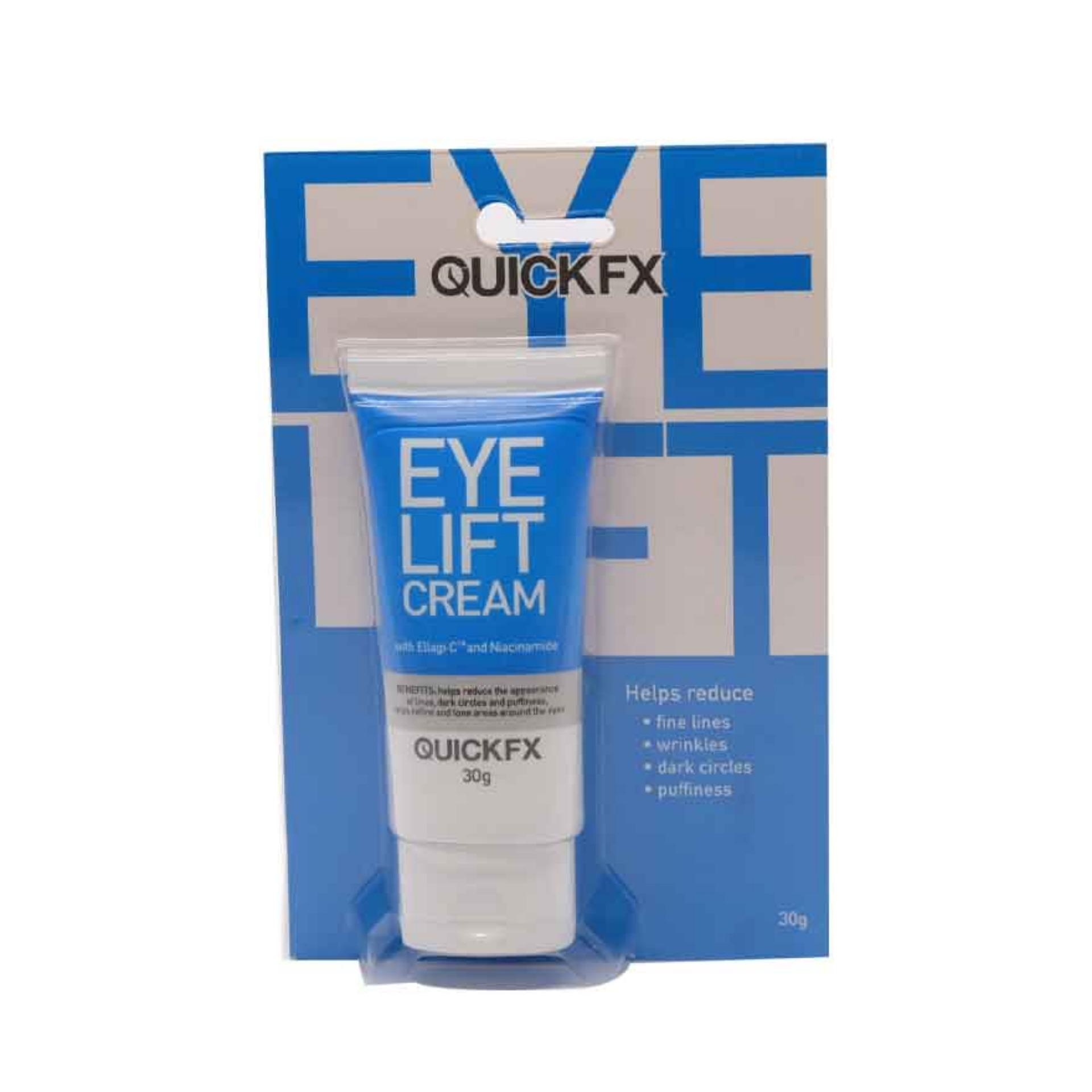 Quick Fx Eyelift Cream 30g By Watsons Personal Care Stores.