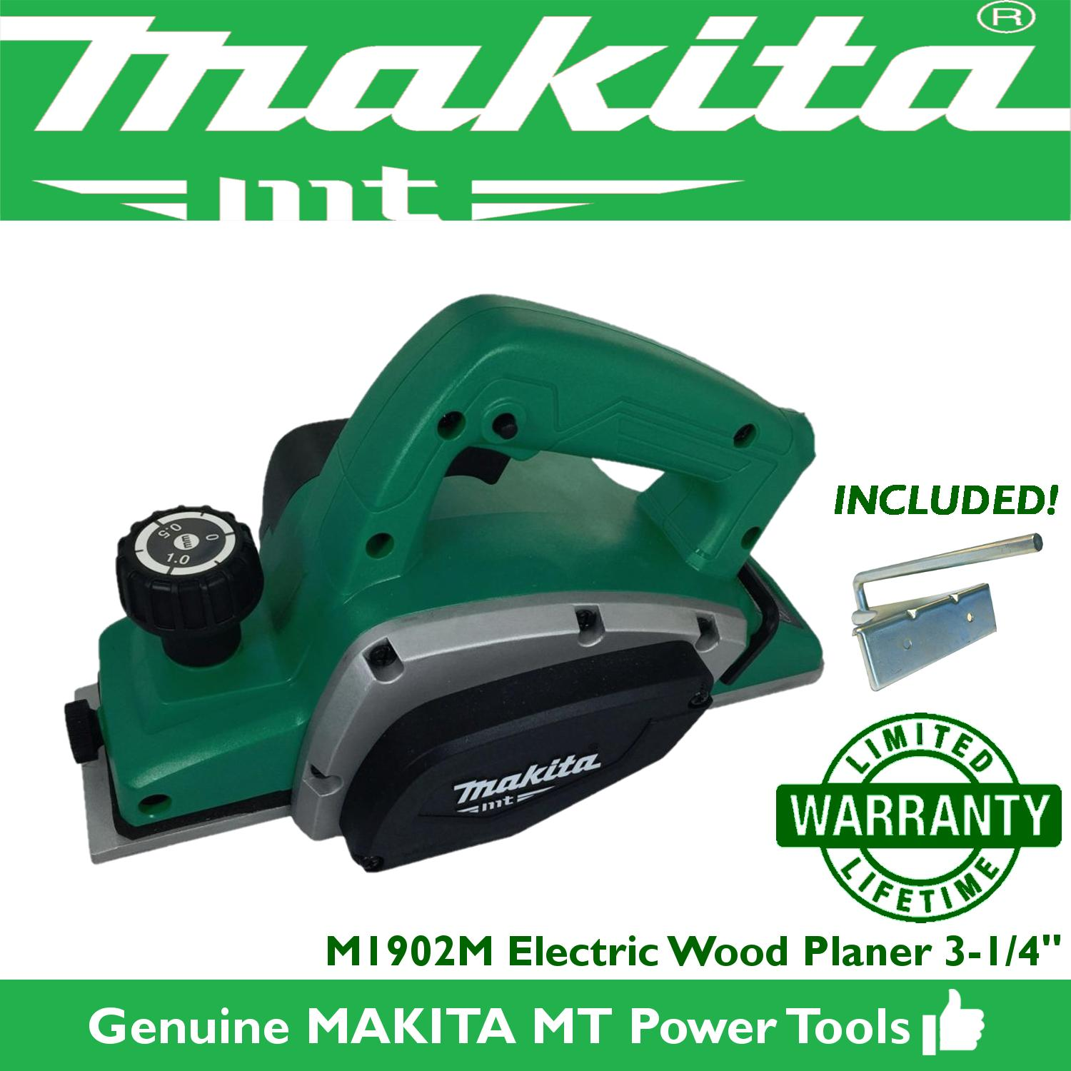 Planers For Sale Jointer Prices Brands Review In Philippines What Does An Electric Planer Do Makita Mt M1902m Wood 3 1 4