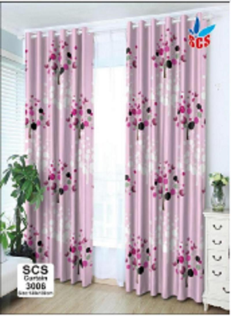 1pc Curtains Modern Fashion For Home Printing 130 X 180cm 3006