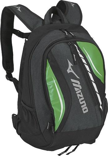 MIZUNO Conventional Backpack w/ Racquet Holder MZ-BP2005