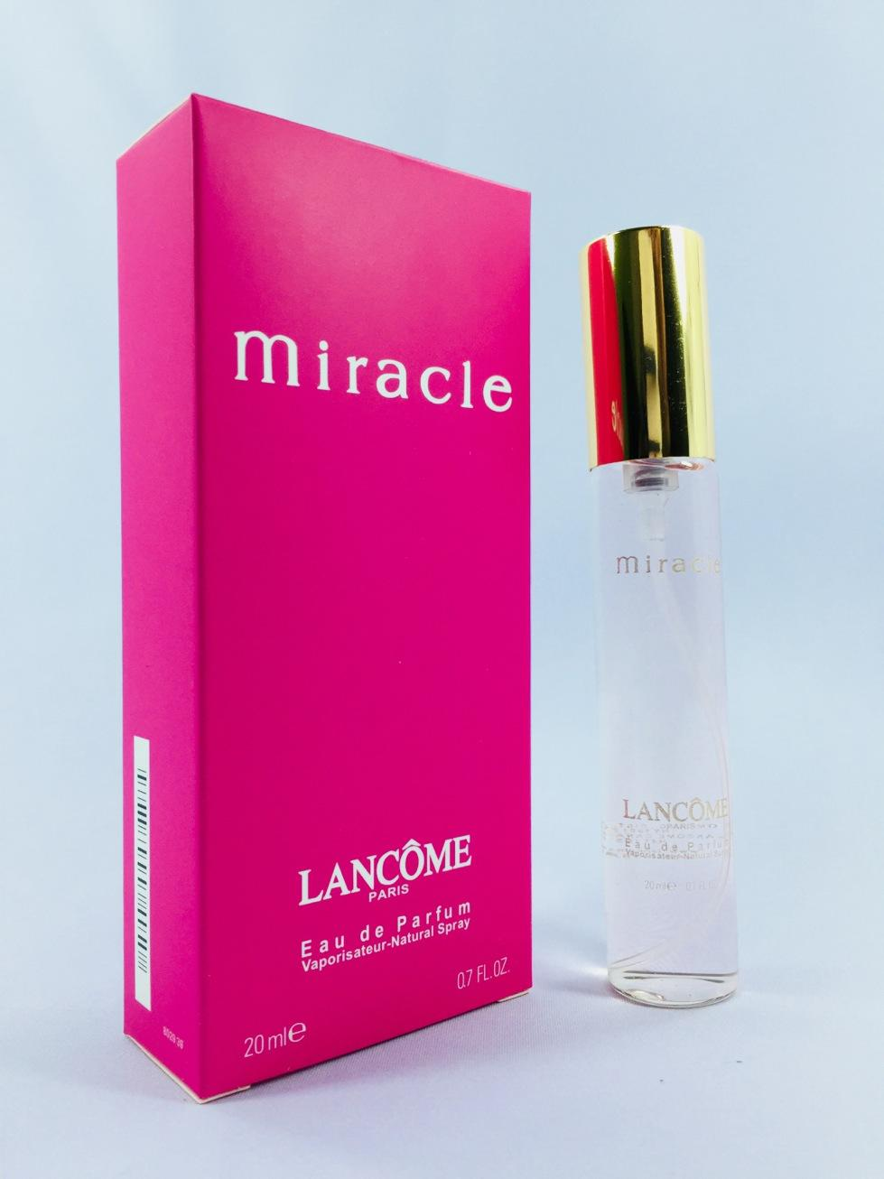 140d67cfb1e Lancome Miracle Eau de Parfum for women 20ml Travel SIze Tester Perfume