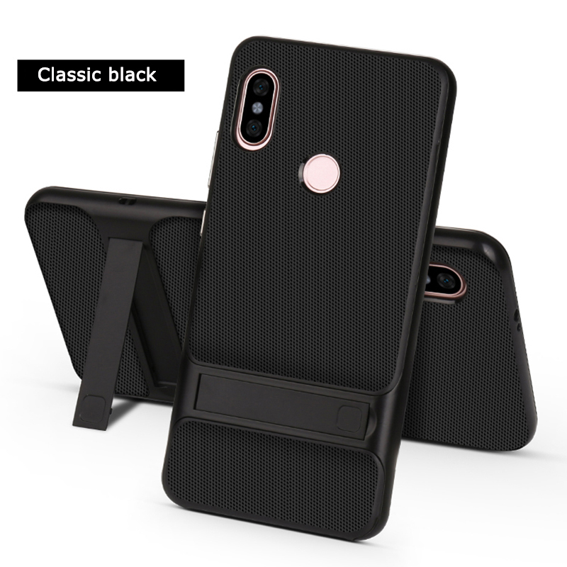 9e41ef035 Specifications of Hard PC Frame TPU Case For Xiaomi Redmi Note 5   Note 5  Pro Cover Hybrid TPU+PC Stand Kickstand Holder Covers For Xiaomi Redmi Note  5 ...