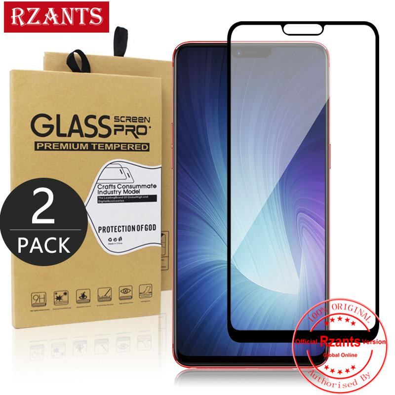 Rzants For OPPO F7 2018 Screen Protector [2 pack] Tempered film Full Cover Glass For OPPO F7 Philippines