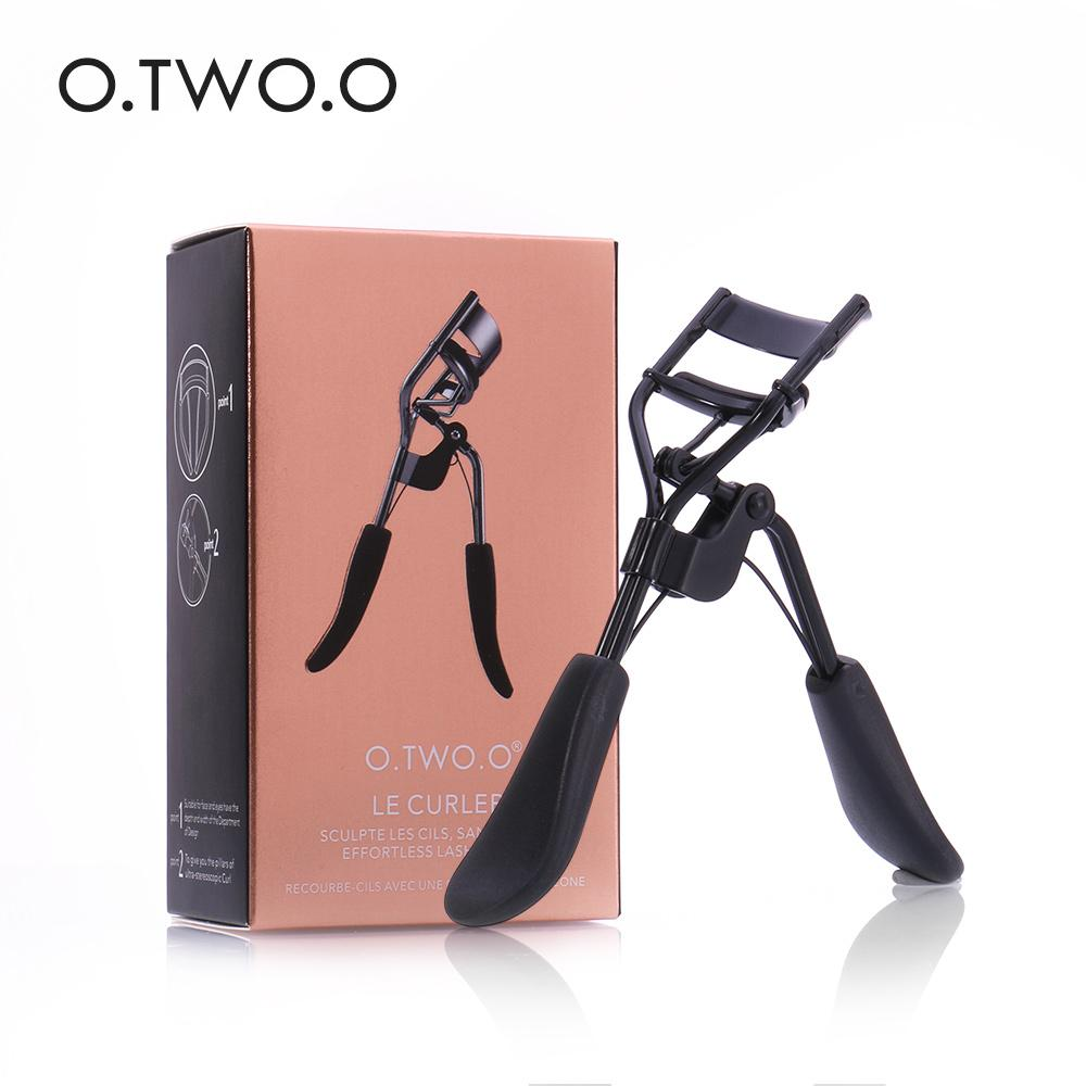 O.TWO.O 2 Colors Makeup Eyelash Curler Beauty Tools Lady Women Lash Nature Curl Style Cute Eyelash Handle Curl Eye Lash Curler Philippines