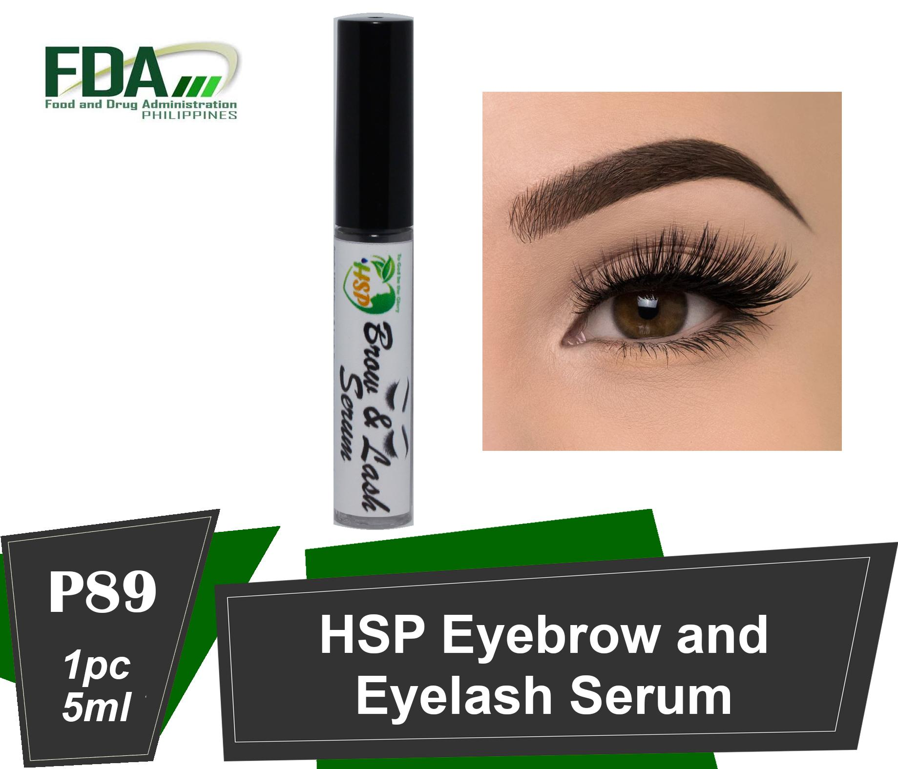 HSP Eyelash & Eyebrow Serum 5ml Philippines