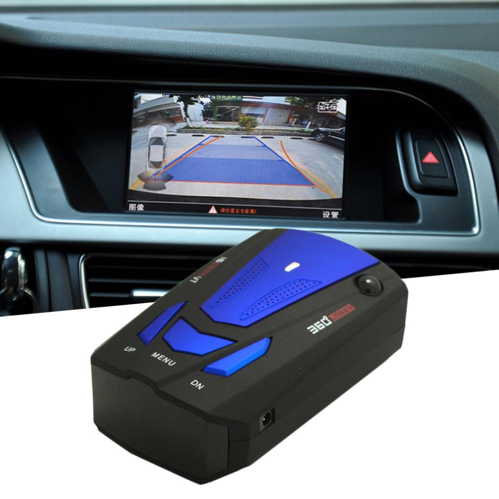 Radar Detector For Sale Car Online Brands Prices This Simple Includes An Audio Amplifier Driving A Excelvan 360 Degree Full 16 Band V7 Blue Speed Safety