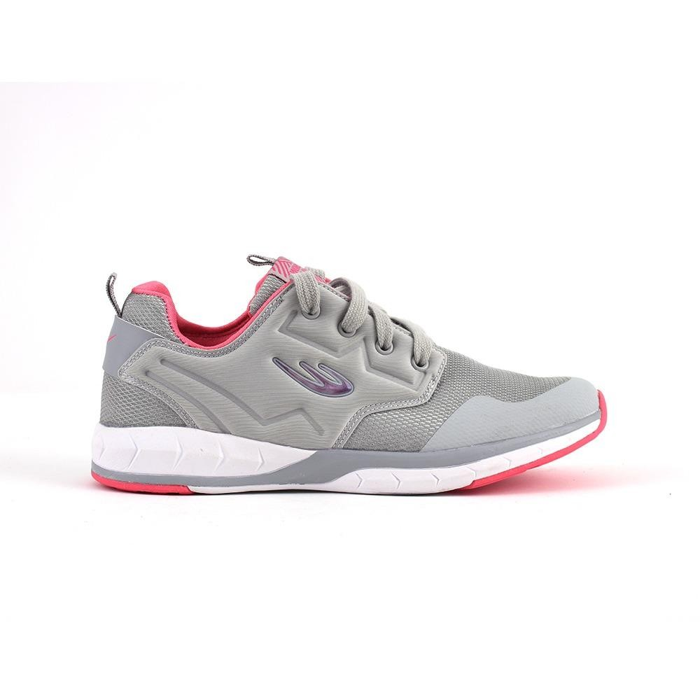 World Balance Fierce Trainer Ladies (Gray Pink)