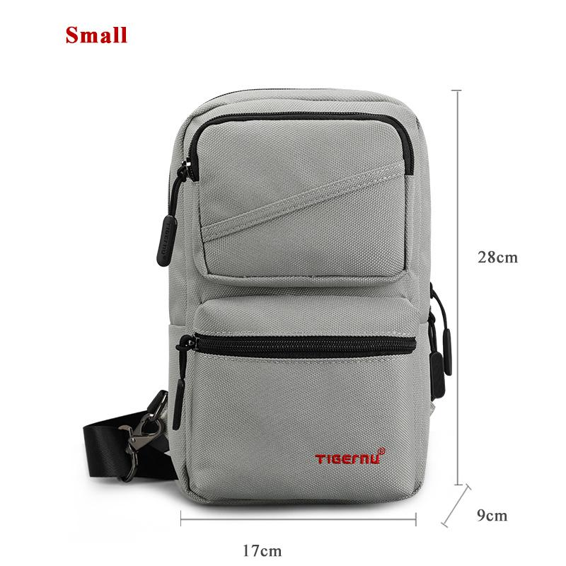 Tigernu Stylish 8 inches fashion Casual Travel men messenger shoulder Bags Philippines