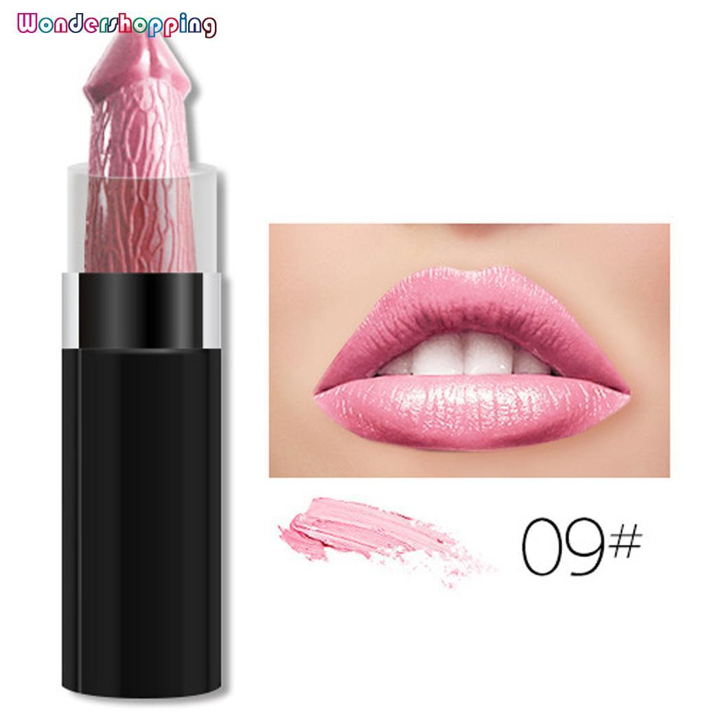 WONDERSHOP 20 Colors Lipsticks Matte Long-lasting Moisturizing Makeup Lip Stick Funny Gift Philippines