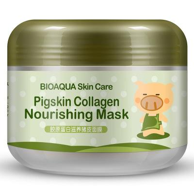 A lin da collagen nourishing bubble sleeping facemask Philippines
