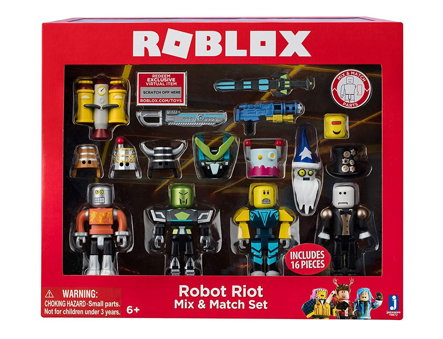 Roblox (Robot Riot) NO CODE!  sc 1 st  Lazada Philippines & Action Figure Collectibles for sale - Collectible Figurines online ...