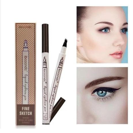 Ibcccndc Korea Liquid Eyebrow Pen Thrush Pen Kiss Beauty Philippines