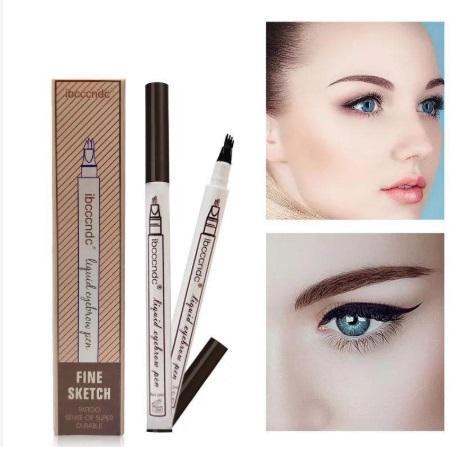 Ibcccndc Korea Liquid Eyebrow Pen Thrush Pen Kiss Beauty Philippines