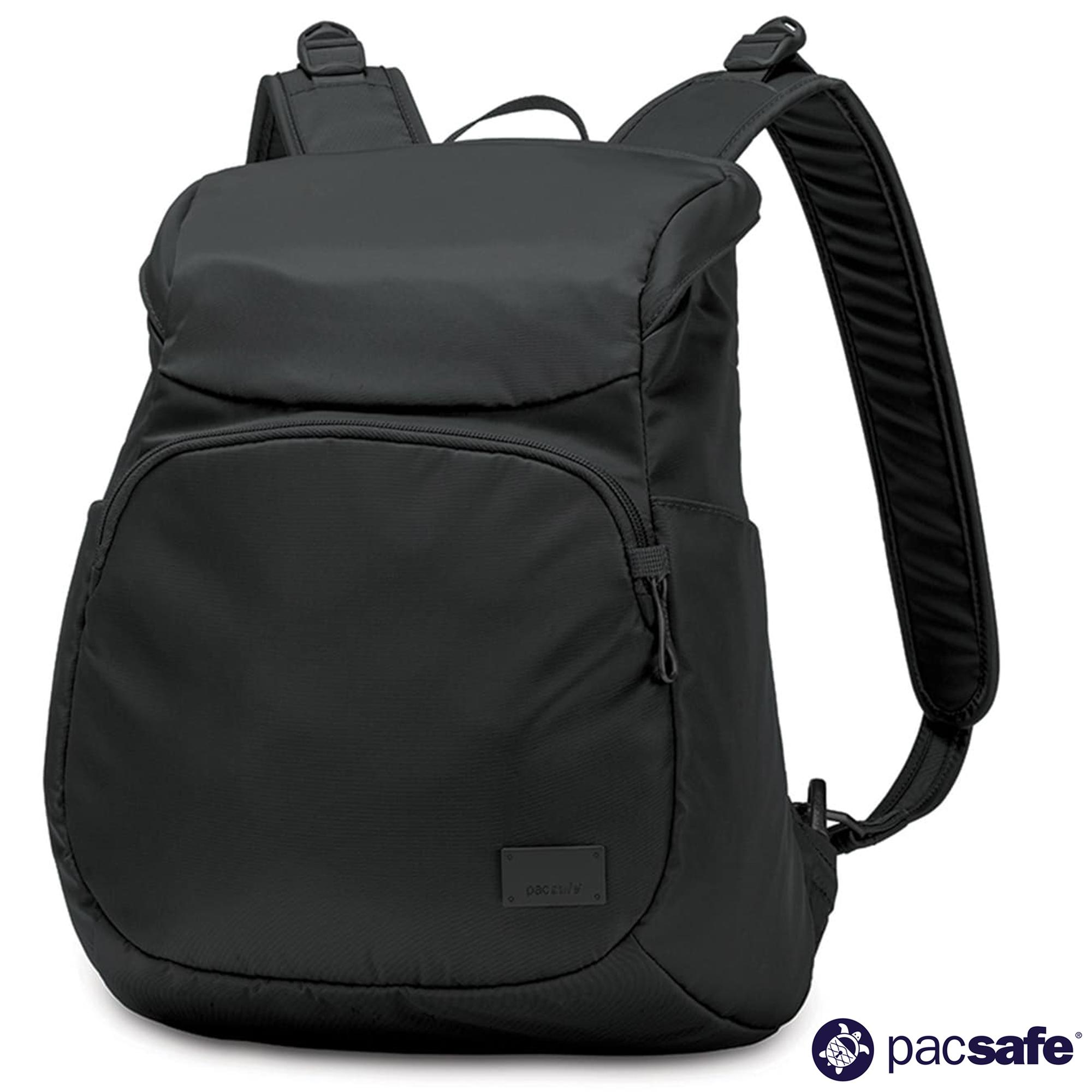 Pacsafe Citysafe Cs300 Anti Theft Compact Backpack Black