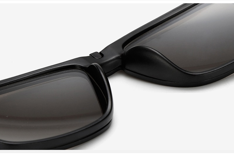 1a0692a621ea5 JOSEJINN 5+1 suit Multi function Clip On Sunglasses men Magnetic ...
