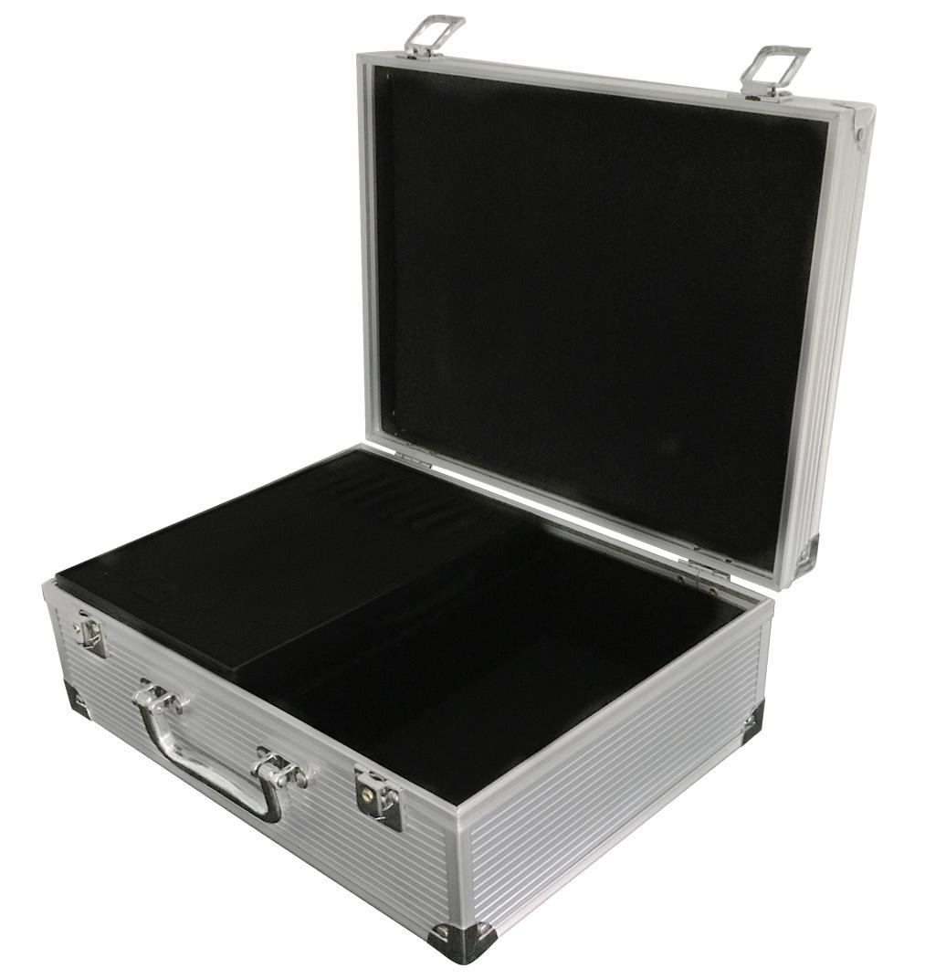 Ou jing Tattoo Equipment Tattoo Tool Box Large Size Set Suitcase Aluminum Alloy Box Tattoo Tool Box Philippines