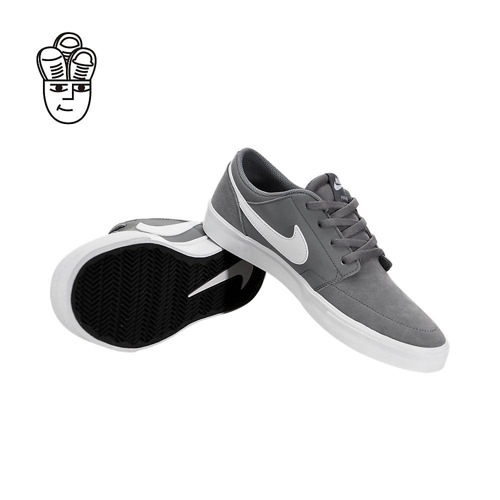 online store 1c3d2 0f61a With a laid-back look and comfortable construction, the Nike SB Portmore is  a great
