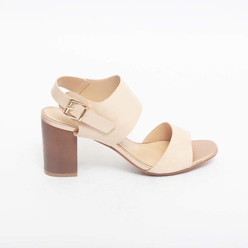 34c7b2815017f2 Philippines. Mendrez Charlotte Heeled Sandals (Beige)