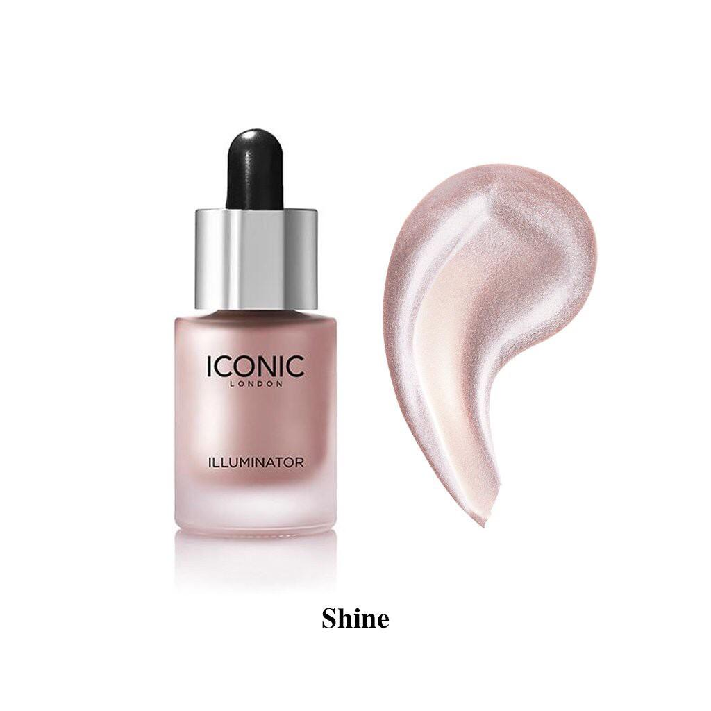 Iconic London illuminator Dropper high gloss liquid makeup shine Philippines