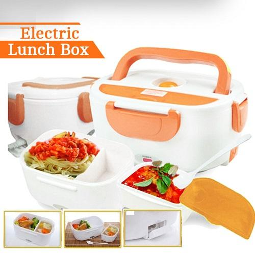 Heat Preservation Electric Lunch Box By Korean Roewe Store.