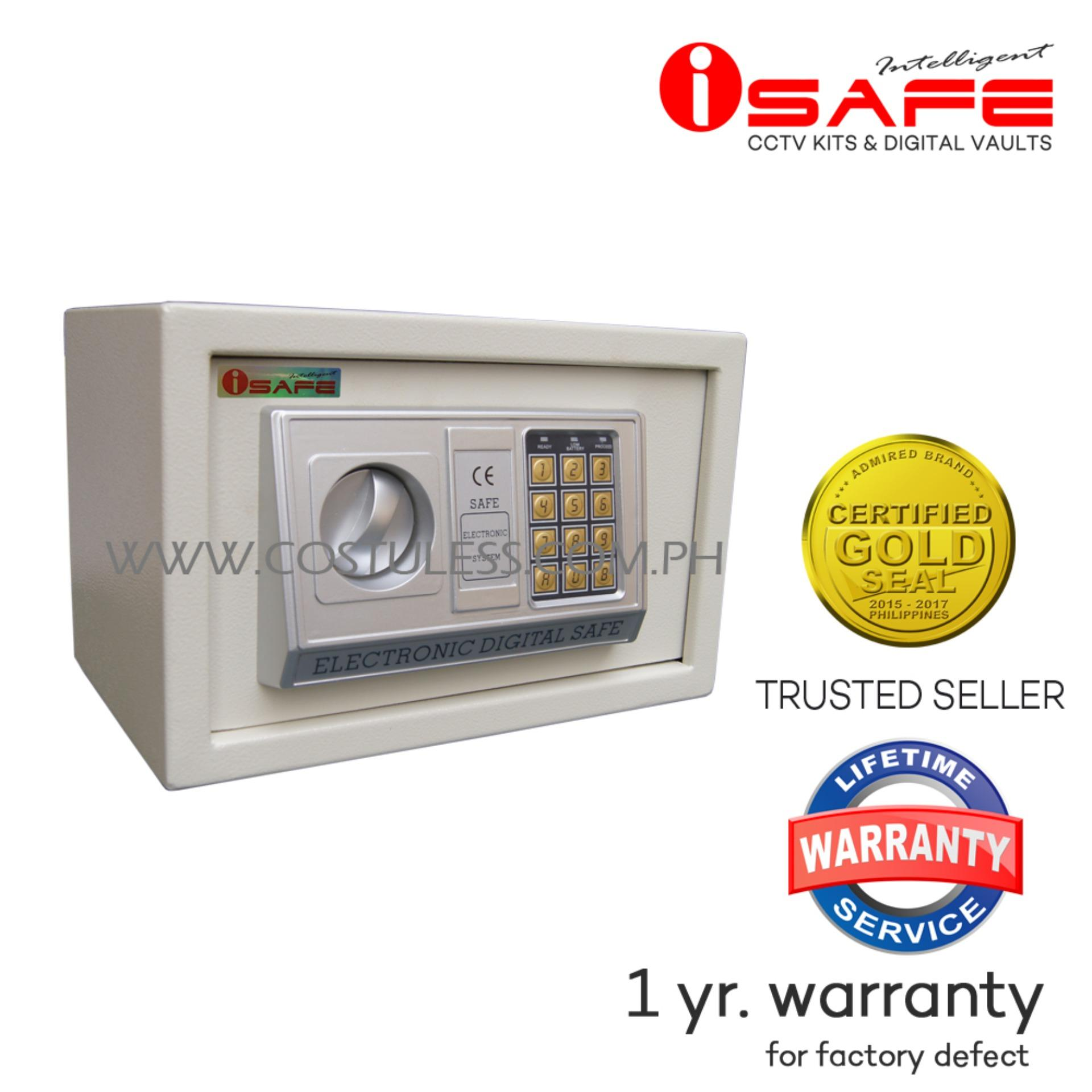 iSafe Philippines: iSafe price list - iSafe Safety Vaults & Storage