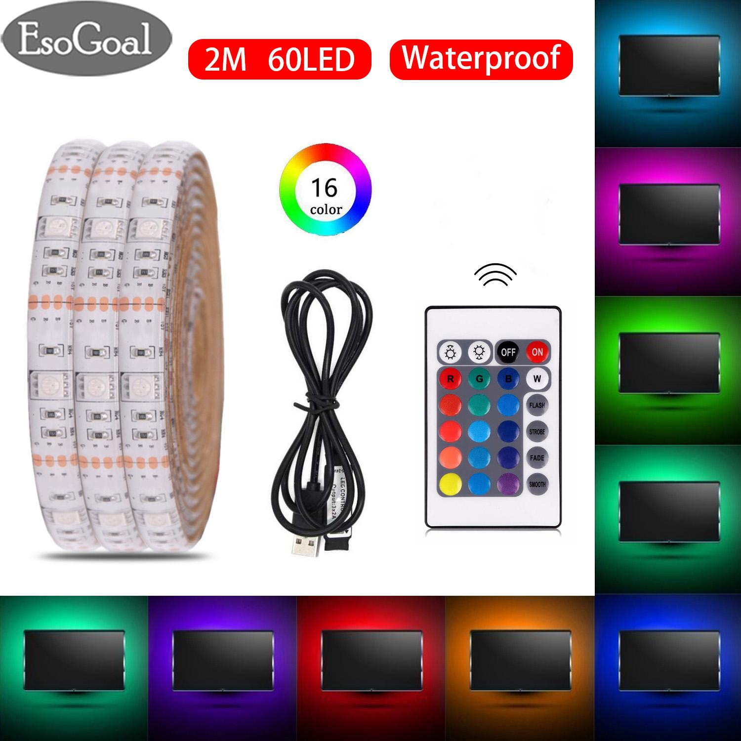 Led Lighting For Sale Lamps Prices Brands Review In Digital Rgb Weatherproof Strip 60 1m Esogoal Usb Light Waterproof Portable 5050 2m Tv Backlight Ip65 60leds