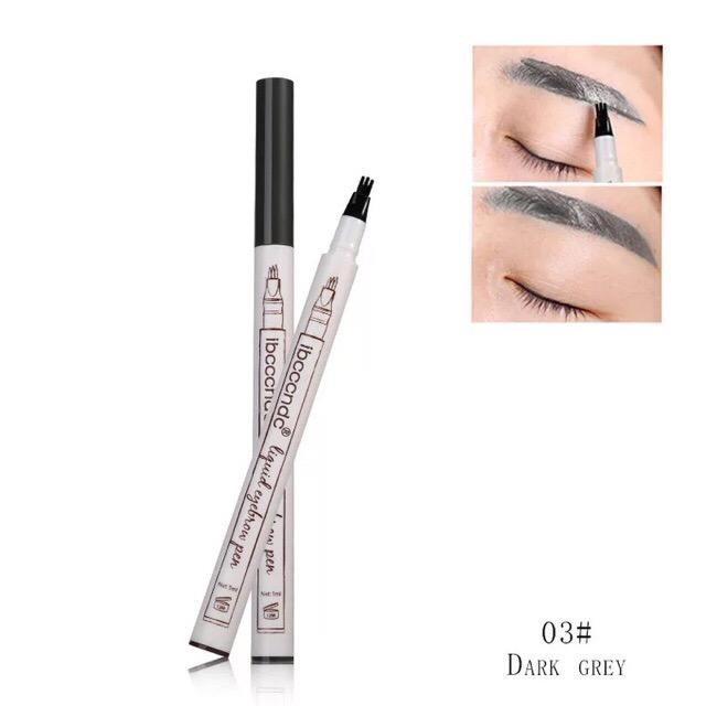 CZJ Liquid Eyebrow Pen Eye Brow Pencil Long Lasting Natural Philippines