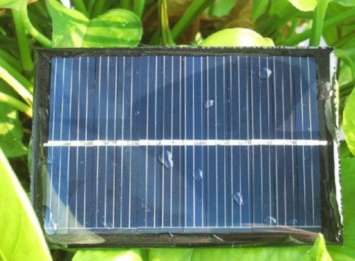 Oscar Store mall-6V 0 6W Solar Panel Poly Module DIY Small Cell Charger For  Light Battery Phone - intl